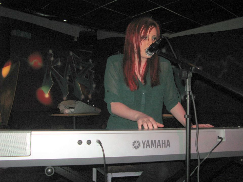 Headlining at The Kazbar, Llanelli - July 2013