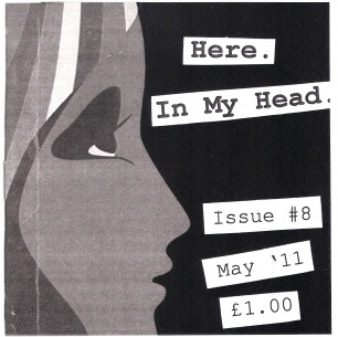 Here. In My Head. #8 (zine)
