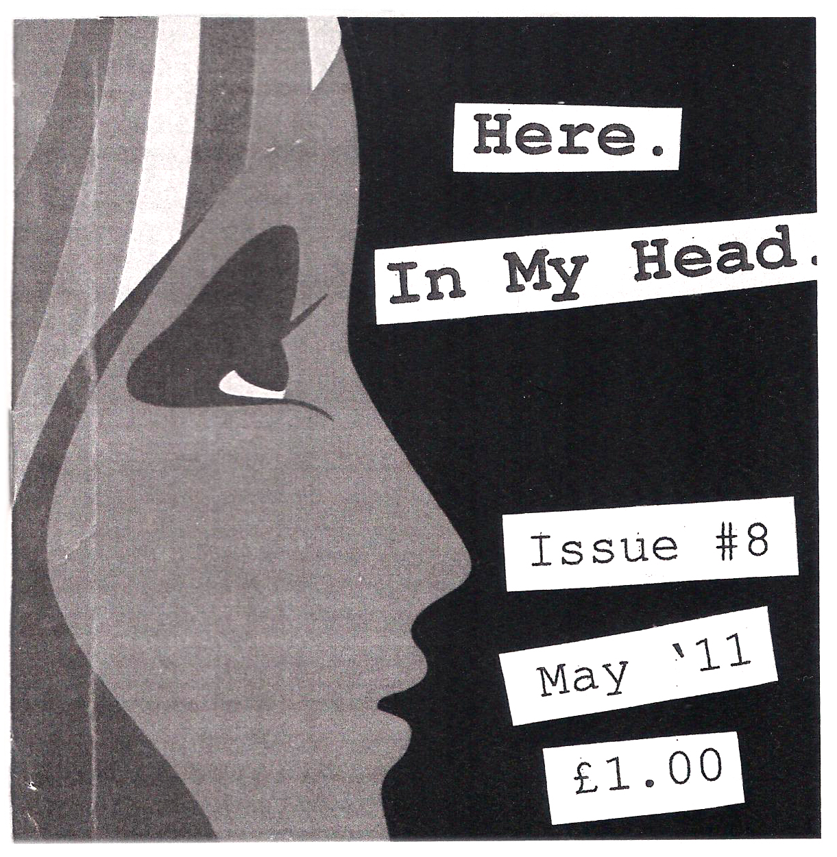 Here In My Head issue 8