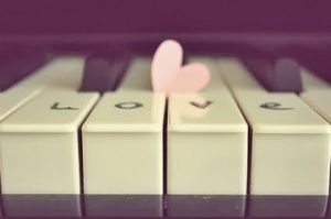 We Heart It Piano Love Music Feeling Catherine Elms