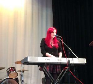 Catherine Elms live music gig