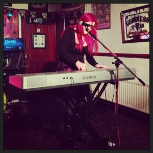 Llanelli Music Scene's Band of the Month Catherine Elms Kilkenny Cat