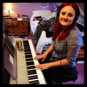 Catherine Elms home demo recording