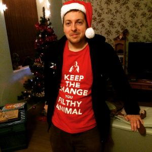 Keep the change ya filthy animal home alone keep calm jumper