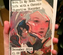 Here. In My Head. #15 (zine)