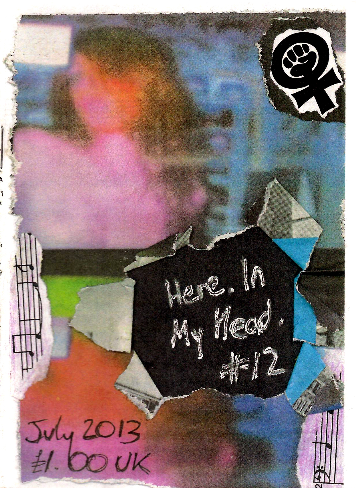 Here In My Head issue 12