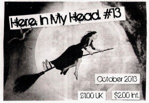 Here. In My Head. issue 13