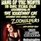 Llanelli Music Scene Band of the Month