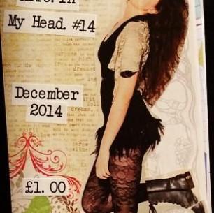 Here. In My Head. #14 (zine)