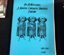 The ReWatchers: A Marvel Fanzine