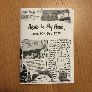 Here. In My Head. issue 20
